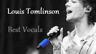 Louis Tomlinson | Best Vocals