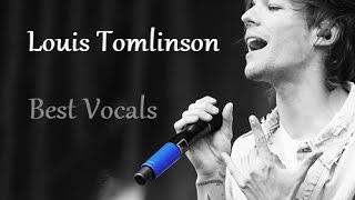 getlinkyoutube.com-Louis Tomlinson | Best Vocals