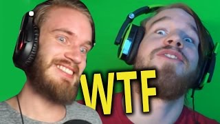 getlinkyoutube.com-I FOUND MY CLONE!! - (Fridays With PewDiePie - Part 105)