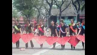Pamaypay Festival Performance