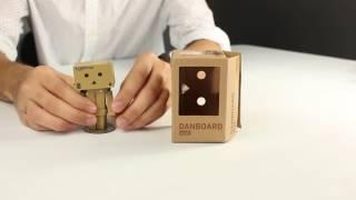 getlinkyoutube.com-DANBO!! - Danboard Amazon Figure Collectible Unboxing!!