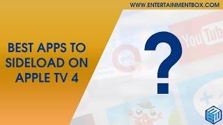 getlinkyoutube.com-Best apps to sideload Apple TV 4, list of sideload apps Apple TV 4