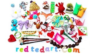 Great Craft Ideas - Welcome to Red Ted Art