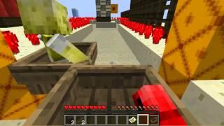 getlinkyoutube.com-Minecraft-Bikini Bottom Custom Map review