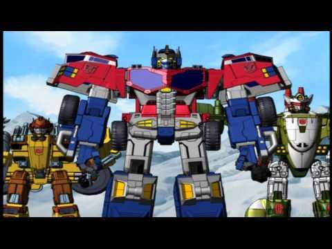 Transformers Cybertron - 01 - Fallen 2/2 HD