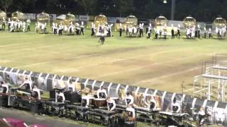 "getlinkyoutube.com-Tarpon Springs Marching Band 2015 ""Caged"""