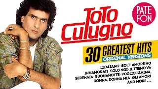 getlinkyoutube.com-Toto CUTUGNO - 30 GREATEST HITS (Original versions)/LP Vinyl Quality