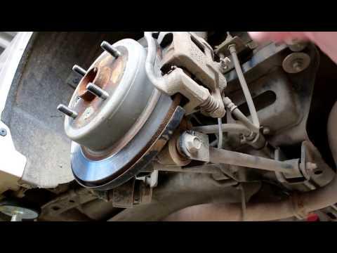 Chevrolet Epica Шевроле Эпика 2011 года Меняем приводной ремень и ролики