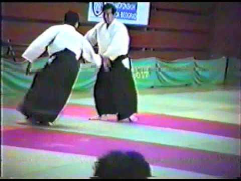 Tendoryu Aikido Seminar Belgrade 1989 - 01 天道流合気道