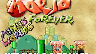 getlinkyoutube.com-Mario Forever: Minus Worlds - v2.0 Trailer