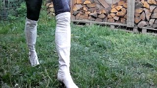 getlinkyoutube.com-041 destruction over knee boots