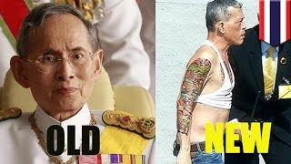 Thailand's much-loved king dies, Crown Prince of Darkness prepares to take the throne - TomoNews
