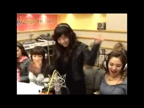 SNSD Sunny's Aegyo Cut 2/7