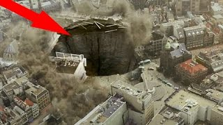 World's Most DANGEROUS and Dramatic Sinkholes!