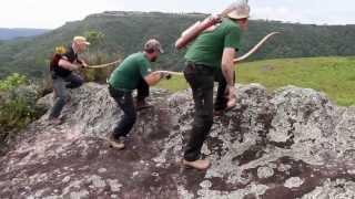 getlinkyoutube.com-Descubra o Espírito do Arco e Flecha Tradicional - Roving com Henry Bodnik