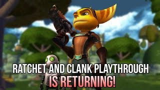 getlinkyoutube.com-Ratchet and Clank Playthrough Announcement