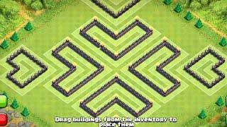 getlinkyoutube.com-TH10 Farm Base (After Update - 275 Walls) - Clash Of Clans