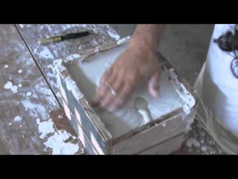 Mould making,casting & firing casting mould-Ceramics