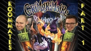 getlinkyoutube.com-Grim Grimoire Part 1 - Ughhhh - Roommates