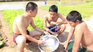 getlinkyoutube.com-เซฟกะทะซอด ตอนที่ 5 อาหารพื้นบ้าน ก้อยกุ้งเต้น ป่นกุ้ง บ.ส่องเหนือ ต.ตลาด อ.เมือง จ.มหาสารคาม