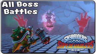 getlinkyoutube.com-Skylanders Superchargers All Bosses