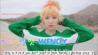 getlinkyoutube.com-[ENGSUB] Red Velvet Wendy @ Super Junior Kiss The Radio
