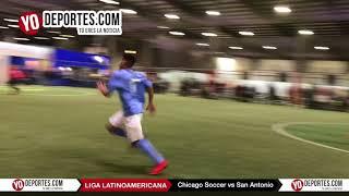 Chicago Soccer vs. San Antonio 2000 Champions Liga Latinoamericana