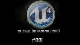 getlinkyoutube.com-Unreal Engine 4 Tutorial [German/Deutsch] - Erster Raum - #001