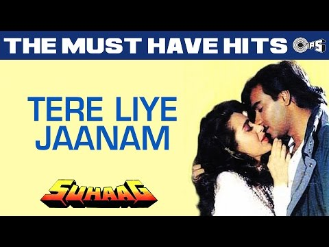 Tere Liye Jaanam - Suhaag - Ajay Devgn & Karisma Kapoor