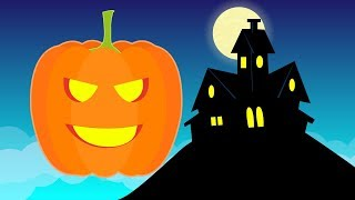 getlinkyoutube.com-Haunted House | Halloween songs for children