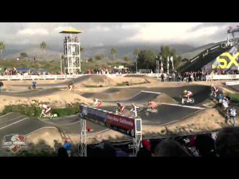 UCI BMX Supercross 2012 - Chula Vista - Elite Men Final