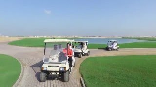 Ajman Municipality Visit At Al Zorah Golf
