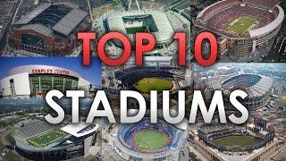 getlinkyoutube.com-Minecraft - TOP 10 BEST Stadiums! [Official]