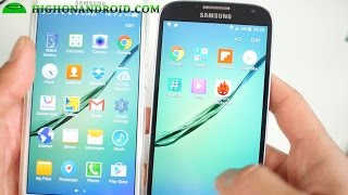 getlinkyoutube.com-How to Convert your Galaxy S4 into Galaxy S6! [S6 Port ROM]