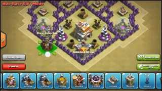 getlinkyoutube.com-Th7 War Base Incredibly effective (Anti-everything)