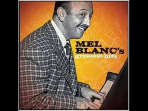 Mel Blanc - The Hat I Gor For Christmas Is Too Beeg