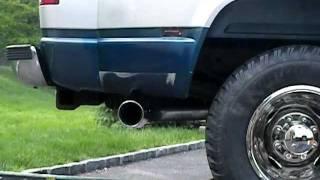 1993 chevy 454 magnaflow exhaust revs