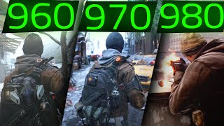 getlinkyoutube.com-THE DIVISION GTX 960 vs GTX 970 vs GTX 980 ALL MAXED OUT