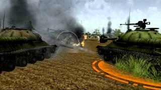 getlinkyoutube.com-MEN OF WAR (PC): Onset of Third World War - United States vs. Russia 1948 (Alternate History)