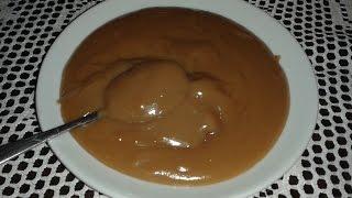 طريقة تحضير صوص كراميل لديد بمكونات  بسيطة في البيت Sauce caramel