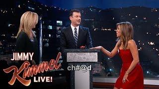 getlinkyoutube.com-Jennifer Aniston vs. Lisa Kudrow in Celebrity Curse Off