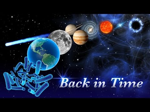 Back in Time - iPad App trailer HD