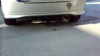 getlinkyoutube.com-Honda Fit Rev Loud Exhaust