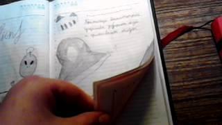 getlinkyoutube.com-Мои дневники из Гравити Фолз #2,3