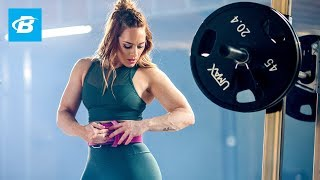 Squat Focus Strength Workout | Uplifted by Meg Squats