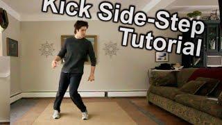 getlinkyoutube.com-How To Top Rock - Kick Side Step  - FULL Beginners Tutorial