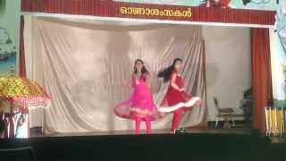 getlinkyoutube.com-SMA Onam- Jenny and Merin dance- Manwa Laage