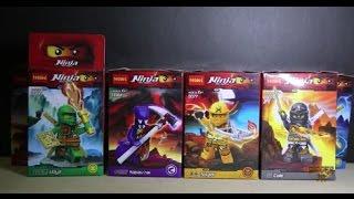 getlinkyoutube.com-LEGO Ninjago DeCool Bootleg 0077 - 0086
