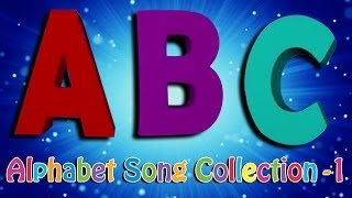 getlinkyoutube.com-ABC Alphabet Songs for Children | 3D ABCD Songs Collection | Volume 1