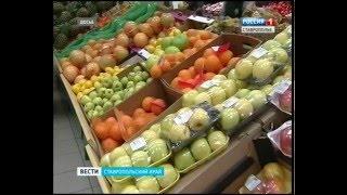 Турецкие мандарины на Ставрополье давят бульдозером